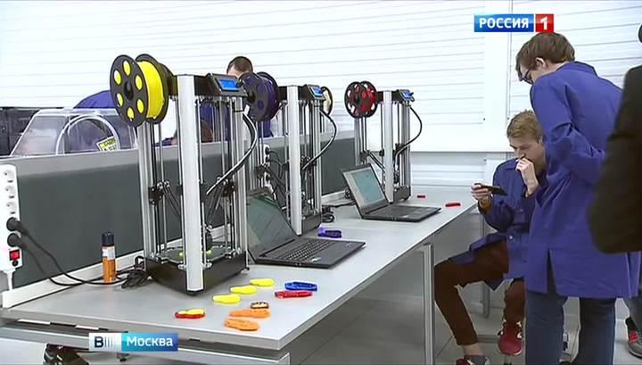 В столице открылся уникальный детский технопарк «Кванториум»