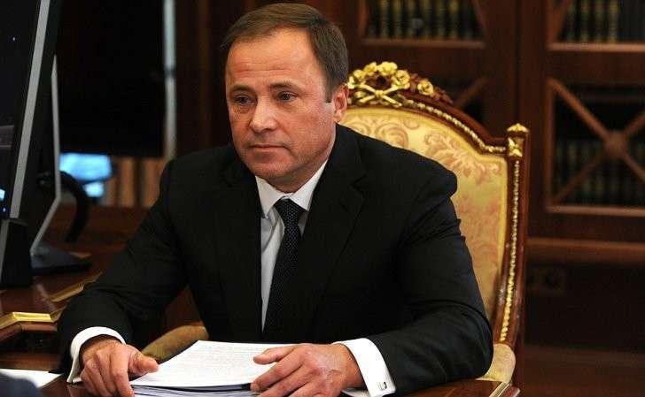Генеральный директор Государственной корпорации покосмической деятельности «Роскосмос» Игорь Комаров.