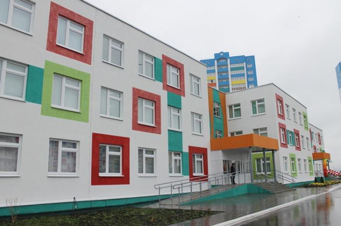 Новый детский сад на 415 мест открылся в Пензенской области