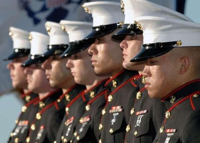 Исповедь одного счастливчика - лейтенанта морской пехоты США