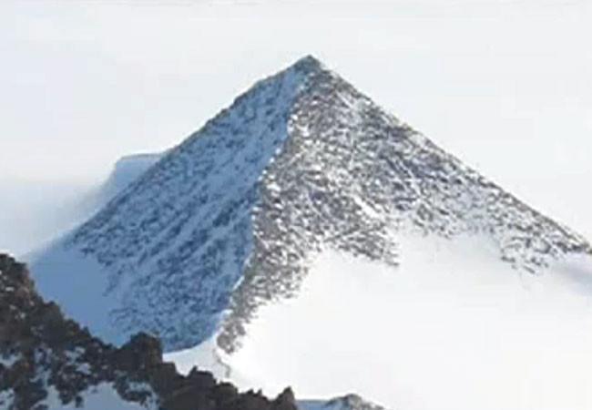 Пирамиды в Антарктиде: кто, когда и зачем их построил
