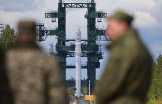 Тяжёлая ракета «Ангара» будет отправлена на космодром Плесецк на следующей неделе