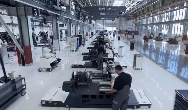 РФ и ФРГ подписали станкостроительный спецконтракт