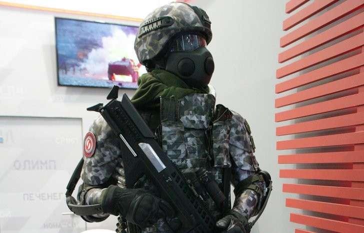 Для армии РФ создают новую экипировку