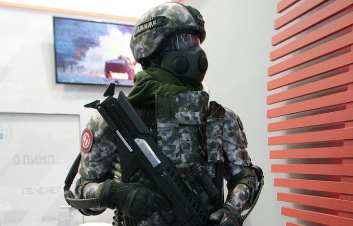 Для армии РФ создают новую экипировку «Ратник-3» со встроенным экзоскелетом
