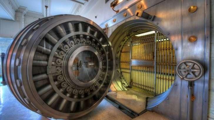 Золото некоторых американских нуворишей хранится в бункерах в Швейцарии