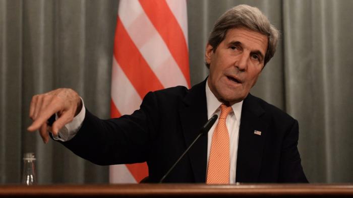 Джон Керри ясно выразил свой взгляд на ситуацию в Сирии