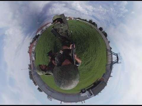 Росгвардия 360: RT публикует панорамное видео учений новой силовой структуры