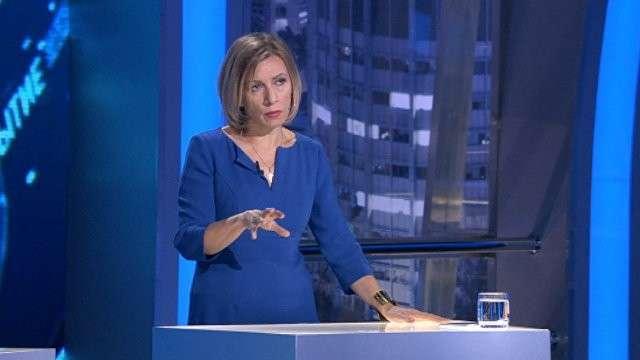 Мария Захарова рассказала, что будет в случае прямой агрессии США против Дамаска