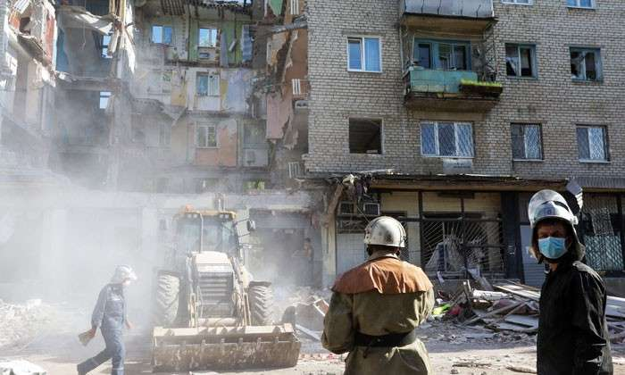 Бомбите, мы заплатим. Что стоит за предложением США финансировать восстановление Донбасса?