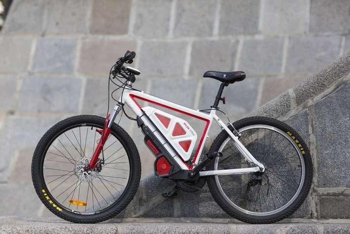 Eczo.bike — мощный комплект электрификации велосипеда, созданный в России