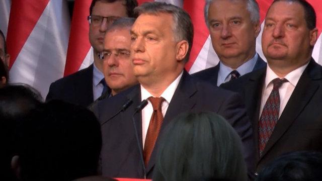 Премьер Венгрии Виктор Орбан обратился к гражданам после провала референдума