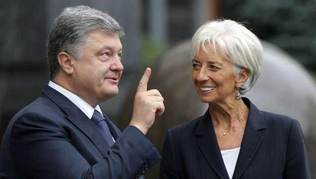 Меморандум о «сотрудничестве» Украины с МВФ
