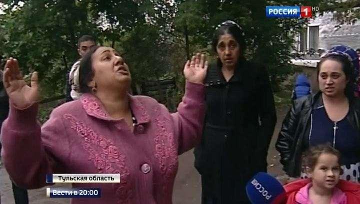 Там, где гулял Лев Толстой, теперь нелегально живут цыгане