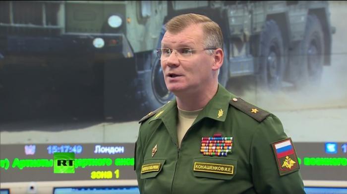 Минобороны России: благодаря имитации кипучей деятельности США, боевики едва не захватили Сирию