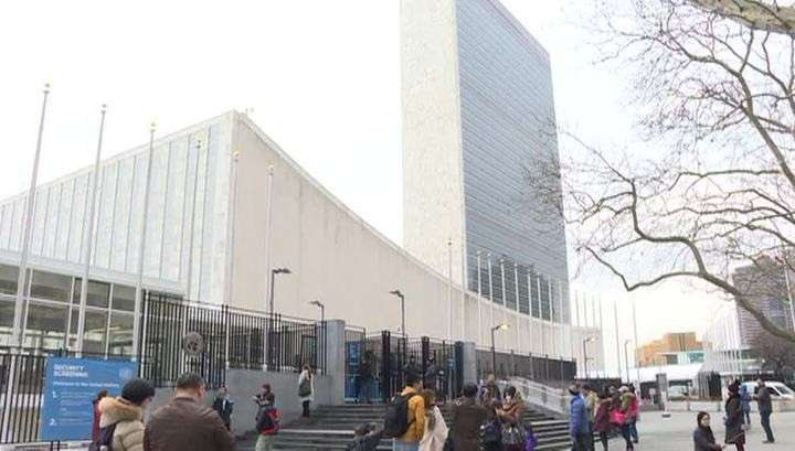 Вашингтон заблокировал заявление России в Совбезе ООН