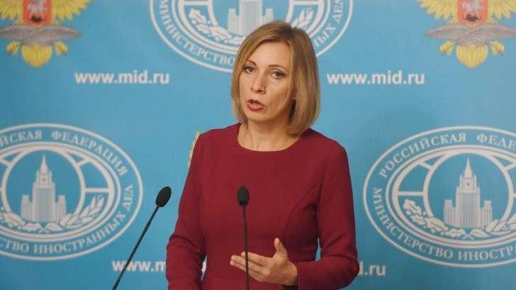 Мария Захарова: Вашингтону следует признать невыполнение договорённостей с Россией