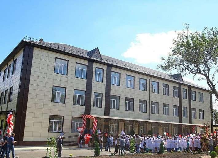16. Новая больница открылась в Ингушетии Сделано у нас, политика, факты