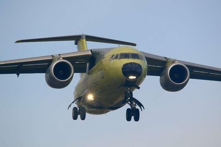 26. Очередной Ан-148 для ВКС России Сделано у нас, политика, факты