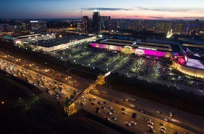 44. В Подмосковье открыли концертный зал — трансформер на 1500 зрителей Сделано у нас, политика, факты