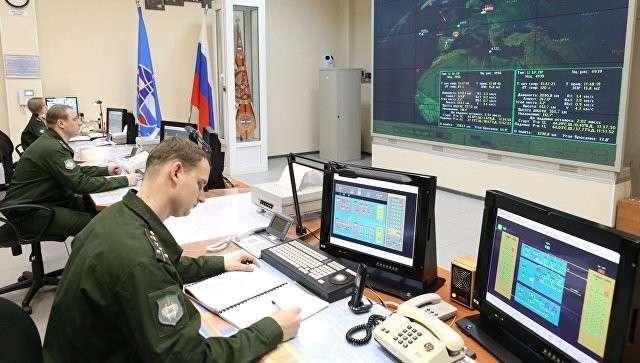 Командный пункт радиолокационной станции Воронеж. Архивное фото