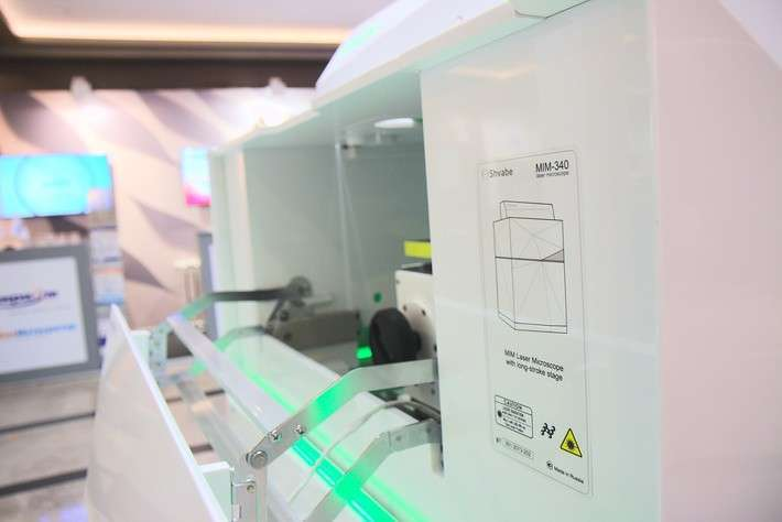 Подробности о лучшем в мире оптическом микроскопе компании «Швабе»
