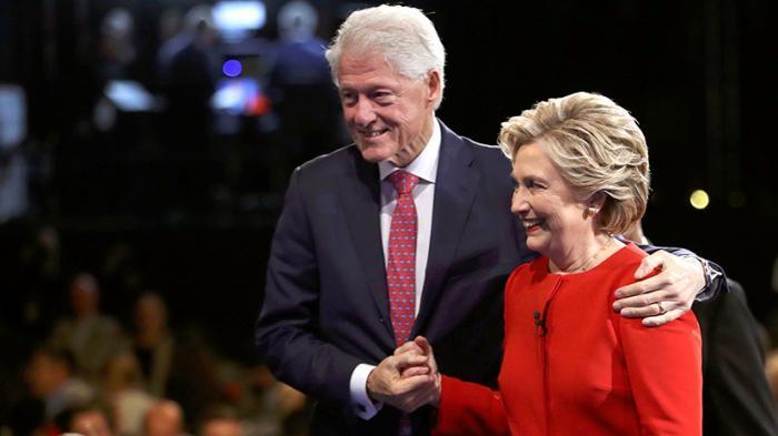 Благородный хакер раскрыл информацию о финансировании банками Фонда Клинтонов