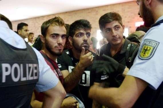 Германия захлёбывается от криминала со стороны мигрантов