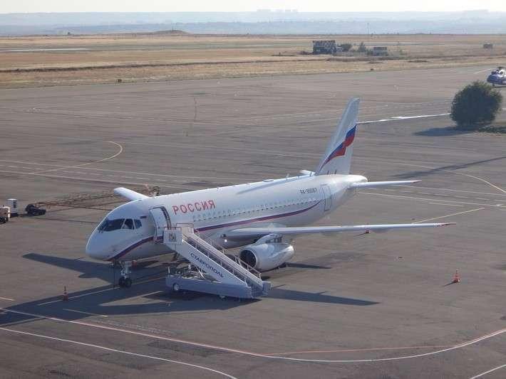 20. Самолет SSJ 100 сертифицировали в Египте Сделано у нас, политика, факты