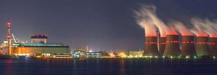31. Нововоронежская АЭС: энергоблок №6 поколения «3+