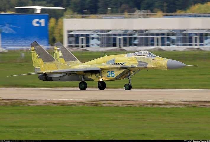 32. Очередной новый МиГ-29СМТ для ВКС России Сделано у нас, политика, факты