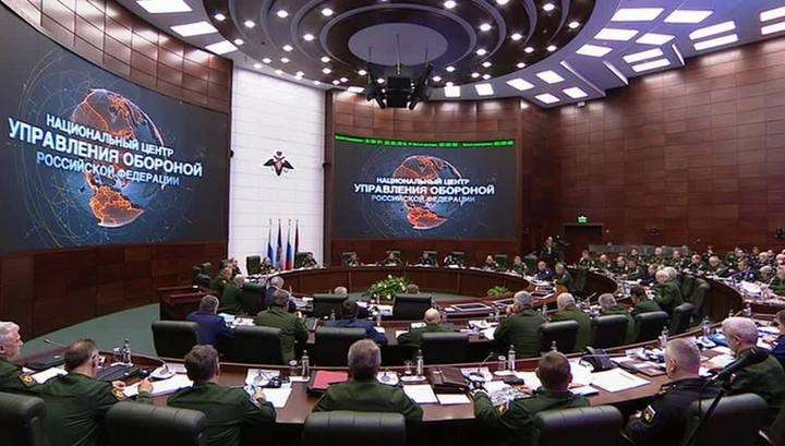 Министерство Обороны России обратилось к «горячим головам» дебилов из Пентагона