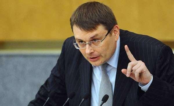 Евгений Фёдоров: за искажение информации в СМИ – уголовную ответственность!