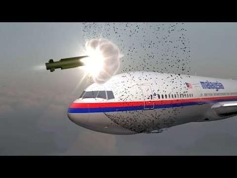 Неизвестные факты катастрофы Боинга MH17 над Донбассом
