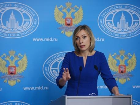 Мария Захарова прокомментировала заявления Керри о «военных преступлениях» России