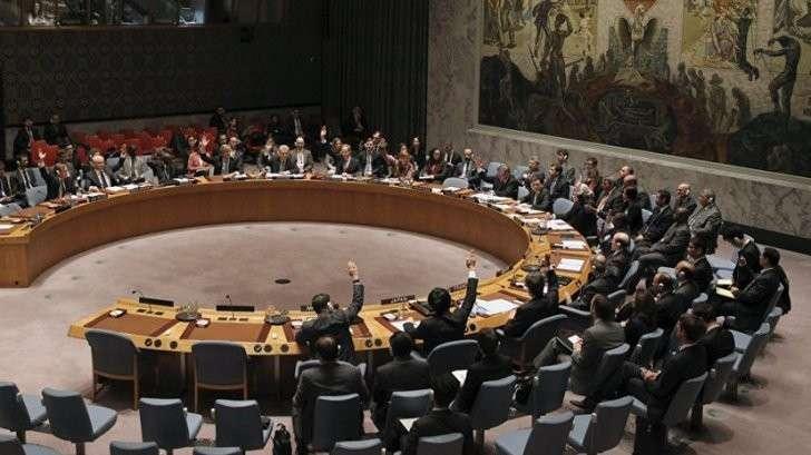 Совет безопасности лжецов и Организация объединённых лицемеров