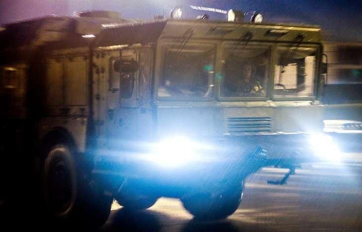 Минобороны РФ подтвердило переброску «Искандеров» под Калининград