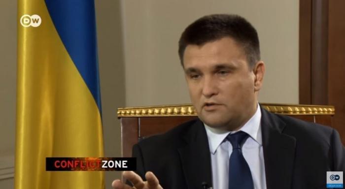 Позор Климкина: Журналист «Немецкой волны» разгромил главу МИД Украины