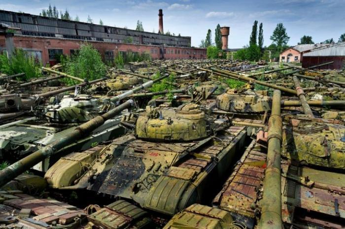 Такая вот на Украине высокотехнологическая х…ня, малята