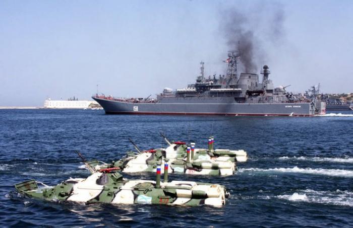 Российские корабли обнаружили у берегов Сирии тела убитых женщин и детей