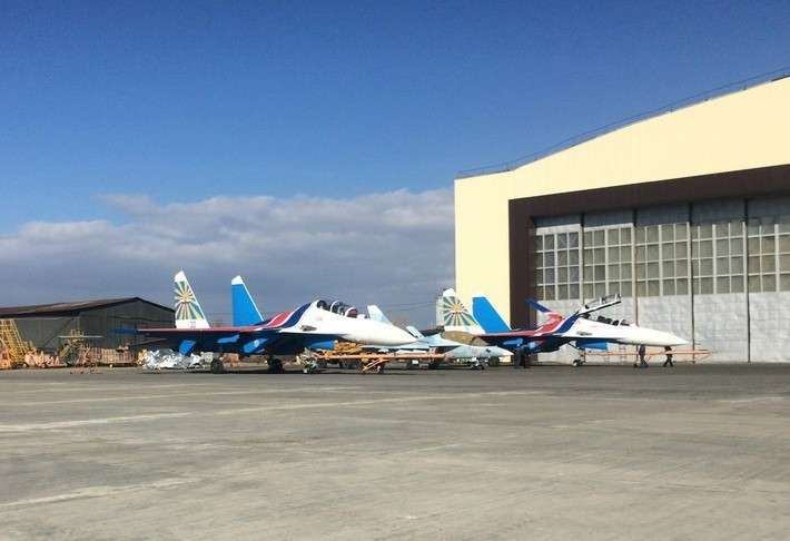 14. Очередные Су-30СМ для ВВС России Сделано у нас, факты