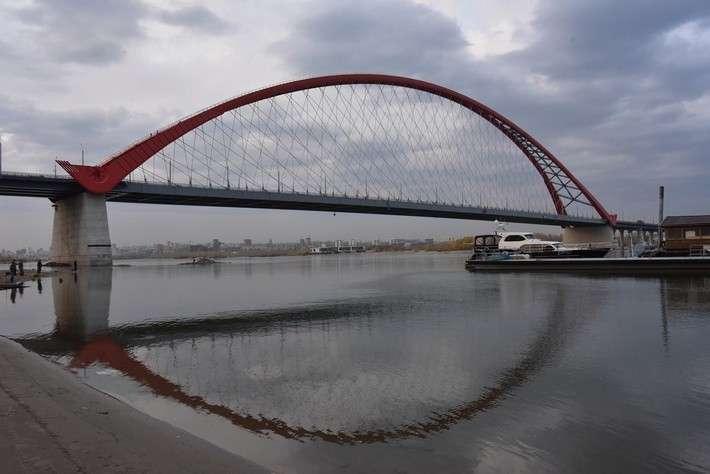 20. Проектировщики Бугринского моста получили мировую награду Сделано у нас, факты