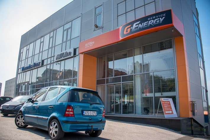 22. Проект G-Energy Service стартовал на Балканах Сделано у нас, факты