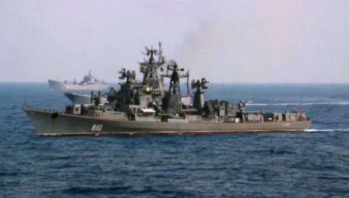 Минобороны России: в сирийском Тартусе будет постоянная база российского флота