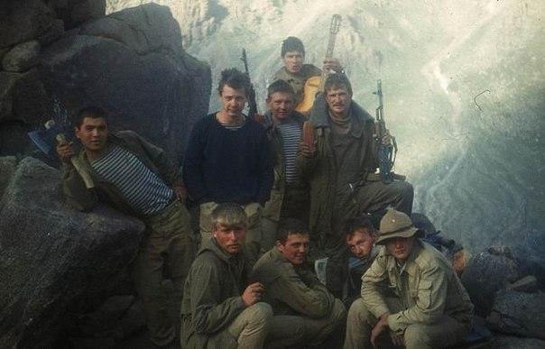 Забытые русские герои Афгана - восстание в крепости Бадабер