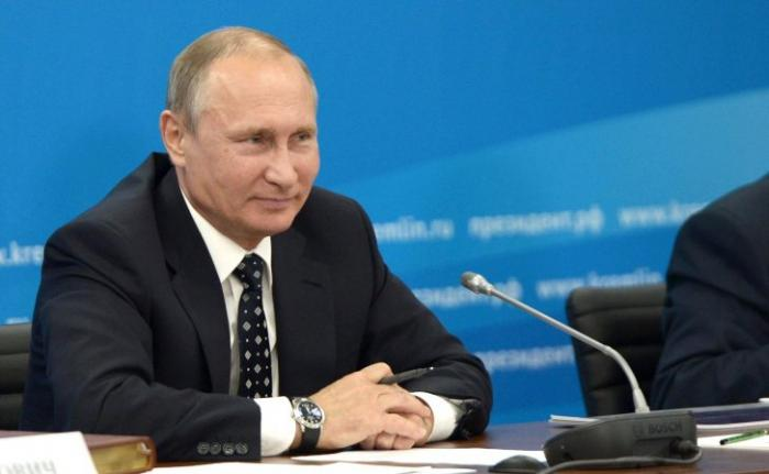 Заседание Совета по развитию физической культуры и спорта в России