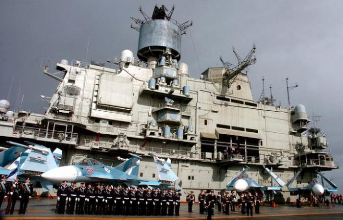 Зачем России военно-морская база в Сирии