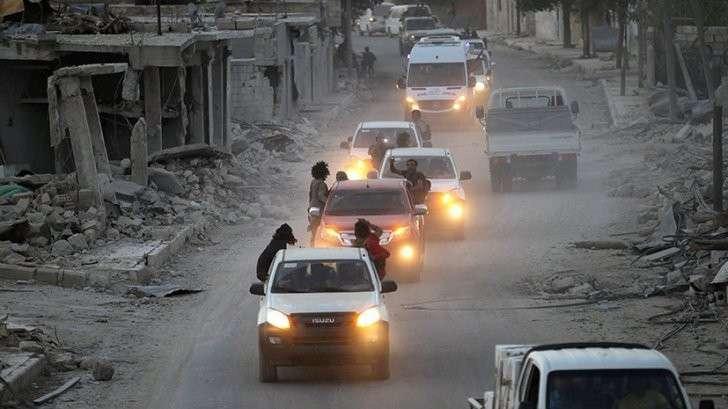 «Как в огромной американской тюрьме»: что на самом деле происходит в Алеппо