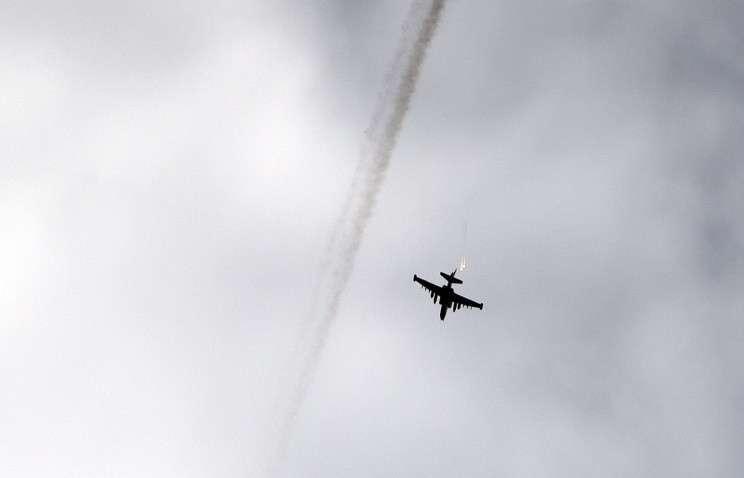 Самолёт ВВС Украины нарушил воздушное пространство РФ