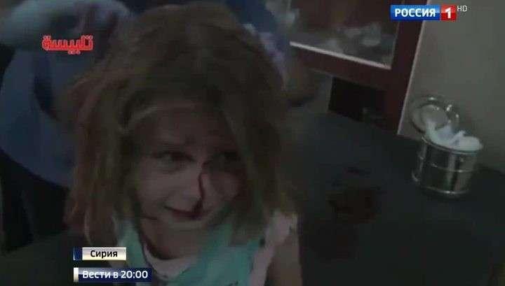 Девочка в крови и плачет: кто в реальности гибнет от атак американских бандитов «Ан-Нусры»